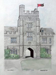 University College Cork, Arch
