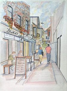 Carey's Lane, Cork City